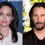 Голливуд на ушах: Анджелина Джоли закрутила  роман с Киану Ривзом