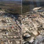Ураган Майкл буквально разрушил несколько городов во Флориде и базу ВВС (фото)