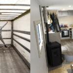 Молодая пара сделала дом-мечты из старого грузовика стоимостью $25 000