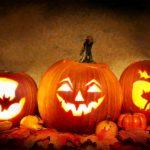 Самый простой способ сделать из тыквы символ Хэллоуина