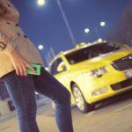 Жена села в такси с любовником, когда за рулём был её муж. Сериалы отдыхают