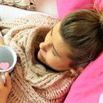 Какие напитки нужно пить, если чувствуете, что началась простуда