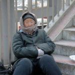Старушка, которая просила милостыню на вокзале, оказалась миллионершей