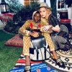 Мадонна поделилась редкой фотографией со всеми своими детьми