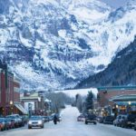 10 самых красивых мест США, где надо наслаждаться зимой