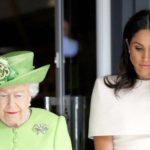 Британская королева поставила на место Меган Маркл