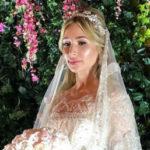 Племянница скандального олигарха купила свадебное платье за $500 тысяч