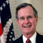 Не стало Джорджа Буша-старшего. Комментарии Трампа, Обамы и Буша-младшего