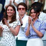 Королевская семья впервые прокомментировала слухи о вражде Кейт Миддлтон и Меган Маркл