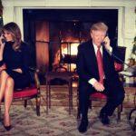 Дональд Трамп рассказал маленькому мальчику, что Санта-Клауса не существует (видео)