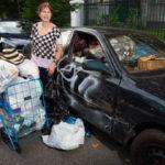 Бабушка, которая собирала мусор в Нью-Йорке и раздражала соседей, оказалась миллионершей