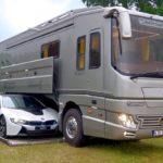 Немецкая компания создала дом на колесах за $1,7 миллиона. Вы не поверите, что внутри!