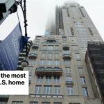 Миллиардер купил самую дорогую квартиру в США (видео)