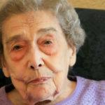 106-летняя британка поделилась секретом долголетия — женщина утверждает, что «все беды от мужиков»