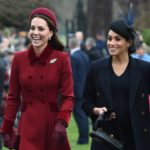 Королевские биографы рассказали, почему враждуют Кейт Миддлтон и Меган Маркл