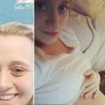 Ребенка достали из утробы и после операции вернули обратно