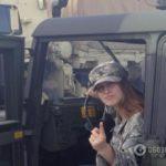 Украинка рассказала о браке с военным США