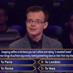 Слишком умный игрок вылетел уже на первом вопросе «Кто хочет стать миллионером?»