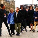 Анджелина Джоли намерена лишить наследства всех детей, кроме одного