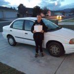 13-летний американец продал X-Box и подрабатывал уборщиком, чтобы купить матери машину