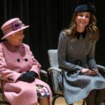 Королева Елизавета недовольна нарядами Кейт Миддлтон