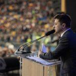 Владимир Зеленский стал новым врагом российских телеканалов