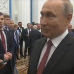 Путин отреагировал на заявление Зеленского относительно паспортов РФ: он предлагает общее гражданство