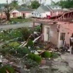 На центральную часть США надвигаются новые торнадо (видео)