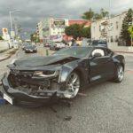 Певец Макс Барских попал в серьёзное ДТП в Лос-Анджелесе