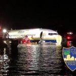 Пассажирский самолёт рухнул в реку вблизи Джексонвилля (фото)