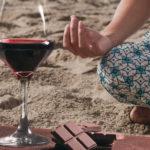 Уникальное средство против старения: красное вино и шоколад