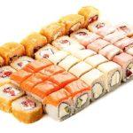Где можно заказать вкусные суши в Тюмени