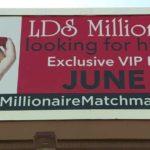 Миллионер разместил на билбордах объявления о поиске жены