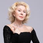 65-летняя Любовь успенская готовится к материнству