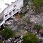 Мощный взрыв уничтожил торговый центр во Флориде (видео)