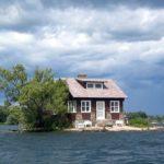 Самый маленький остров в мире — рай для интроверта (фото)