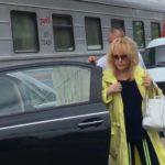 Пугачева проехала на машине по перрону вокзала и возмутила общественность (видео)