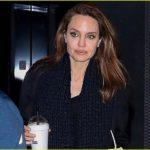 Анджелина Джоли попала в больницу. Фанаты беспокоятся