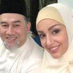 Стало известно, почему малайзийский монарх расстался с русской женой