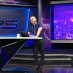 Грузинский ведущий в прямом эфире обматерил Путина. Власти называют это провокацией (видео)