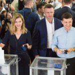 Впервые в истории Украины одна партия получила однопартийное большинство в Верховной Раде