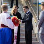 Зеленский впервые прибыл с официальным визитом в Канаду. Самое интересное (фото)