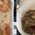 Пассажир пристыдил British Airways  за похожий на собачью еду обед