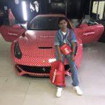 Как 17-летний подросток из Дубая купается в деньгах отца-миллиардера (фото)