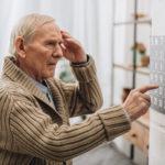 Первый и главный симптом болезни Альцгеймера