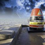 На южное побережье США обрушился тропический шторм Нестор