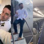 Американец стал единственным пассажиром на борту авиарейса Delta (видео)