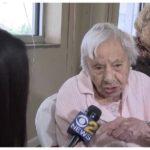 107-летняя долгожительница поделилась своим секретом: никогда не была замужем