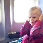В этой авиакомпании впервые начали предупреждать пассажиров о маленьких детях на борту