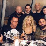 Лобода опубликовала совместное застолье с лидером Rammstein